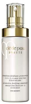 Clé de Peau Beauté Protective Fortifying Emulsion Broad Spectrum Spf 22