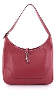 Hermes Pre-owned: Trim Ii Handbag Clemence 31. - RED - STYLE