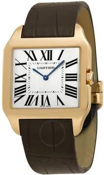 Cartier Santos-Dumont Rose Gold Men's Watch