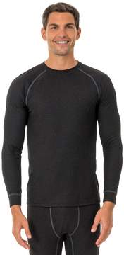 Fruit of the Loom Men's Signature Grid Tech Thermal Base Layer Tee