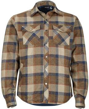 Marmot Arches Insulated Flannel Shirt Jacket