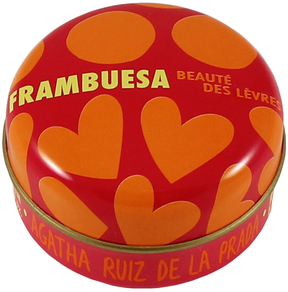 Raspberry Lip Balm by Agatha Ruiz de la Prada (0.5oz Lip Balm)