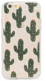 Sonix Cactus Print iPhone Case