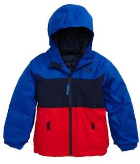 The North Face Toddler Boy's Brayden Heatseeker(TM) Insulated Waterproof & Windproof Jacket