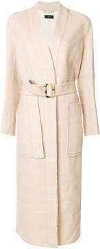 Joseph tailored fitted coat