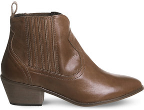 Office America leather Chelsea boots