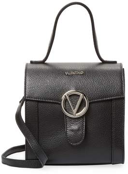 Mario Valentino Valentino by Women's Agnes Dollaro Leather Satchel Bag