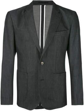 Hardy Amies piquet blazer