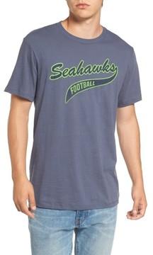 '47 Men's Seattle Seahawks Borderland T-Shirt