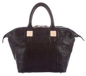 Rachel Zoe Leather Morrison Satchel