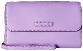 Vera Bradley Ultimate Wristlet Wristlet Handbags - LILAC - STYLE