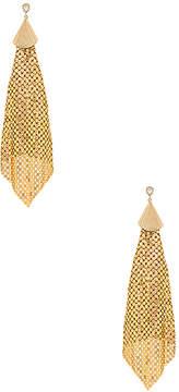 Ettika Hanging Drape Earring