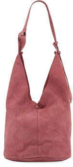 Steven Alan Etta Nubuck Leather Hobo Bag
