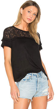 Generation Love Rooney Lace Tee