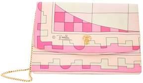Emilio Pucci Vintage Pink Cloth Handbag