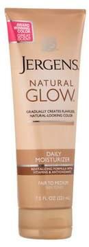Jergens Natural Glow Revitalizing Daily Moisturizer Fair to Medium