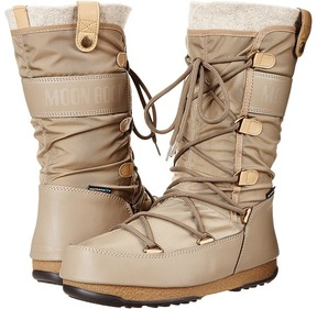 Tecnica Moon Boot Monaco Felt Women's Cold Weather Boots