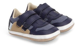 Robeez Infant Boy's Jaime Crib Shoe