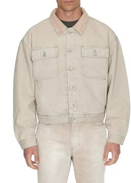 Yeezy Buttoned Jacket