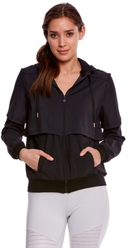 Beyond Yoga Picture Perforated After Workout Jacket 8151491