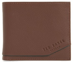 Ted Baker Men's Persia Leather Wallet - Brown