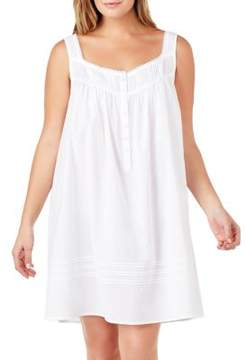 Eileen West Plus Cotton Chemise