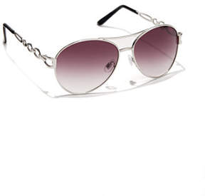 New York & Co. Chain-Link Sunglasses