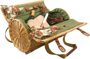 Asstd National Brand Picnic Time Verona Picnic Basket for Two