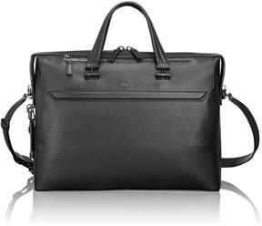 Tumi Gates Leather Briefcase