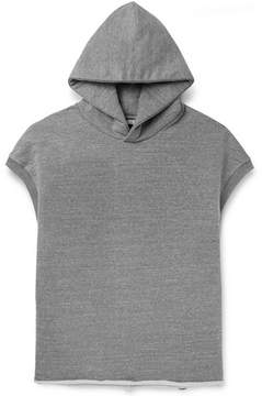 Fear Of God Oversized Loopback Cotton-Blend Jersey Hoodie