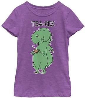 Fifth Sun Purple Berry 'Tea-Rex' Tee - Youth