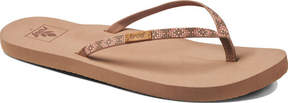 Reef Slim Ginger Beads Thong Sandal (Women's)