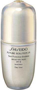 Shiseido Women's Future Solutions LX Total Protective Emulsion SPF18