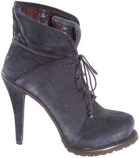 Elizabeth and James Lace up boots