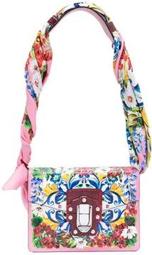 Dolce & Gabbana Dolce E Gabbana Women's Multicolor Leather Shoulder Bag. - MULTIPLE COLORS - STYLE