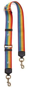 Marc Jacobs Rainbow Star Handbag Strap - PURPLE MULTI/GOLD - STYLE