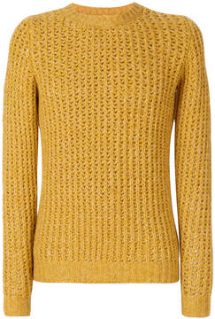 Nuur textured knit jumper