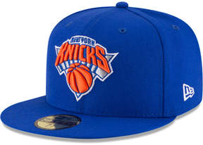 New Era New York Knicks Solid Team 59FIFTY Cap