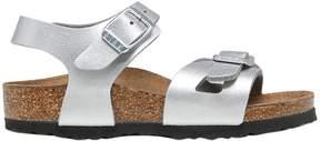 Birkenstock Rio Birko Flor Faux Leather Sandals
