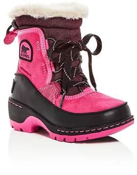 Sorel Girls' Tivoli Cold Weather Boots - Toddler, Little Kid