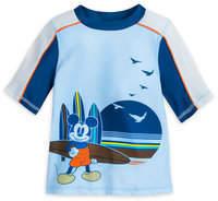 Disney Mickey Mouse Rash Guard for Boys
