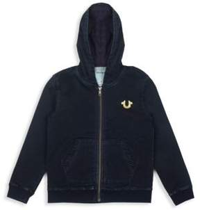 True Religion Toddler's, Little Boy's & Boy's Cotton Hooded Jacket