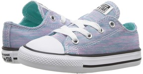 Converse Chuck Taylor All Star Jersey Knit Ox Girl's Shoes