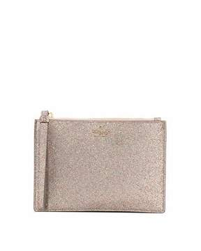 Kate Spade Burgess Court Yury Glitter Pouch Bag - MULTI - STYLE