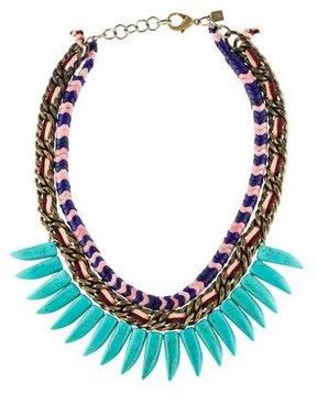 Dannijo Bead Collar Necklace
