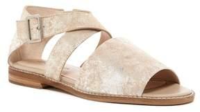 Kelsi Dagger Brooklyn Sydney Metallic Leather Sandal