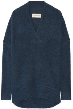 By Malene Birger Zonia Knitted Sweater - Navy