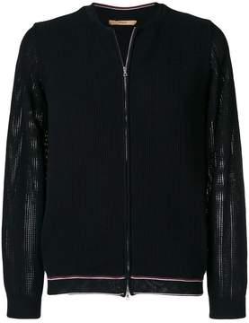 Nuur zippped style pullover