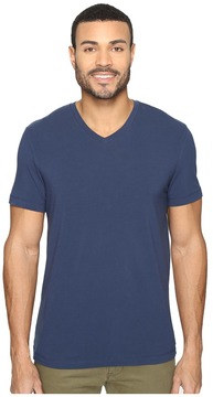 Kenneth Cole Sportswear - Short Sleeve V-Neck Men's Short Sleeve Pullover