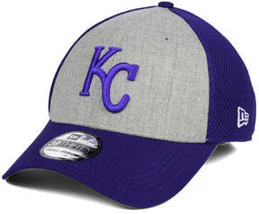 New Era Kansas City Royals Heather Team Neo 39THIRTY Cap